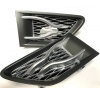 HAWKE Chayton Grey and Silver Side Vents Range Rover Sport 2009 - 2013