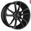 HAWKE Falkon Alloy Wheels 22 inch 5x120 (ET42) | Black x 4