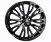 HAWKE Halcyon Alloy Wheels 22 inch 5x120 (ET40) | Black x 4