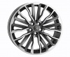 22x9.5 5x108 ET45 Hawke Harrier Gunmetal Polish