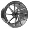 Cades Kratos Alloy Wheels 20 inch 5x120 (ET32) | Brushed Silver x 4 | fits BMW models