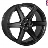 20x9.5 6-139 ET30 HAWKE Ridge Matt Black