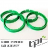(Single) Spigot Ring 72.5 - 57.1 TPi Green