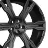 22x9.5 5x120 ET38 HAWKE Spirit Gloss Black