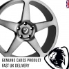 Cades Vulcan Alloy Wheels 20 inch 5x120 (ET43) | Shadow Black x 4