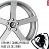 Cades Apollo Alloy Wheels 19 inch 5x112 (ET40) | Silver crest x 4
