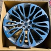 (EX DISPLAY) HAWKE Halcyon Wheels 22 inch 5x120 (ET40) | Gunmetal  Polish x 4 to fit Range Rover Vogue and Range Rover Sport