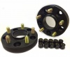 5x108 20mm Centre: 63.4 TPi Studded Spacers Ford/Jag with nuts