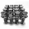 (Single) 14x1.50 60mm Tapered 17 Hex Wheel Bolt
