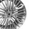22x9.5 5x120 ET35 HAWKE Vega (Flow Formed) Silver