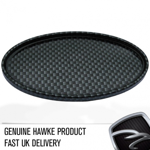 HAWKE Boot Badge Carbon Surround