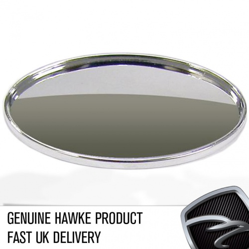HAWKE Boot Badge Chrome Surround Range