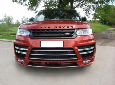 Range Rover Sport L LM Body Kit Conversion Upgrade UK Stock - Range rover stock