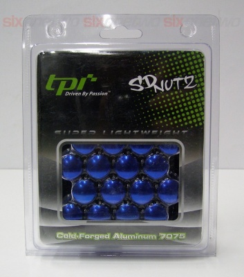 12x1.50 20D 33L TPi SD (Tuner) Aluminium Blue 20 Pack with Key