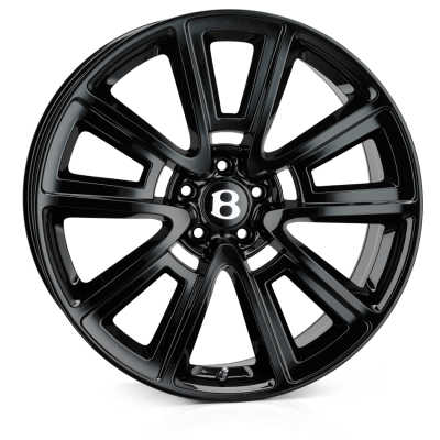 SSR SSR wheels 21 inch 5-112 | Black - Set of four