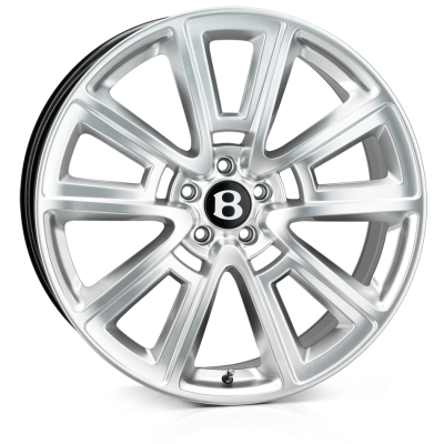 21x9.5 5-112 ET35 SSR High Power Silver