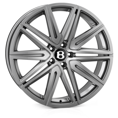 SSR SSR II wheels 21 inch 5-112 | Gunmetal - Set of four