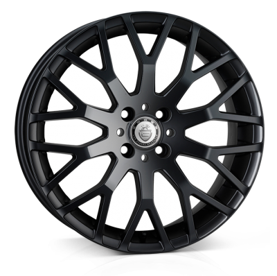 Cades Vienna wheels 17 x 7J 4-100 | Black Set of four