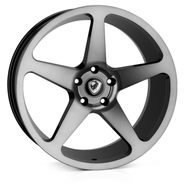 Cades Vulcan Alloy Wheels 20 inch 5x112 (ET25) | Shadow Black x 4 | fits Mercedes and Audi models