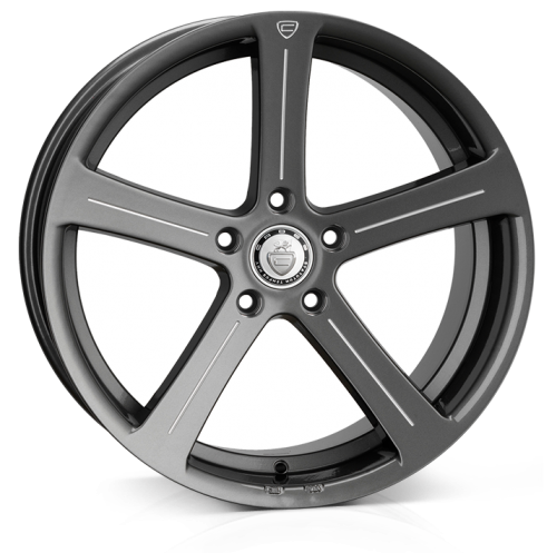 19x9.5 5-120 ET45 Cades Apollo Accent Gunmetal
