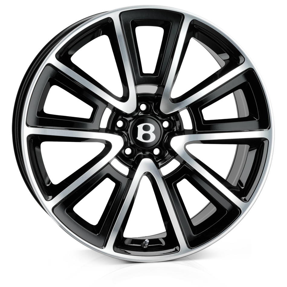 SSR SSR Alloy Wheels 20 inch 5x112 (ET30) | Black Polish x 4