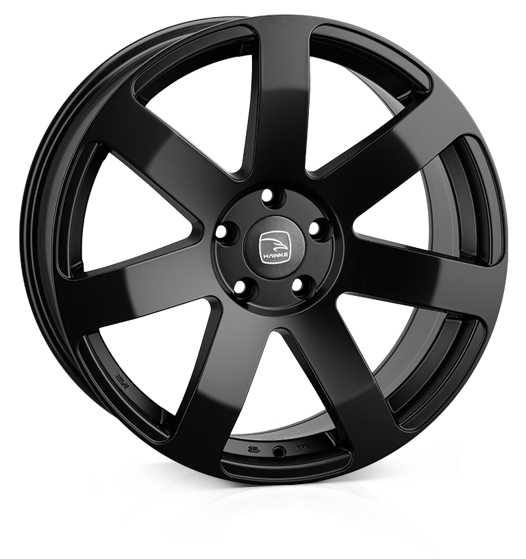 20x9 5x120 ET35 HAWKE Summit Matt Black