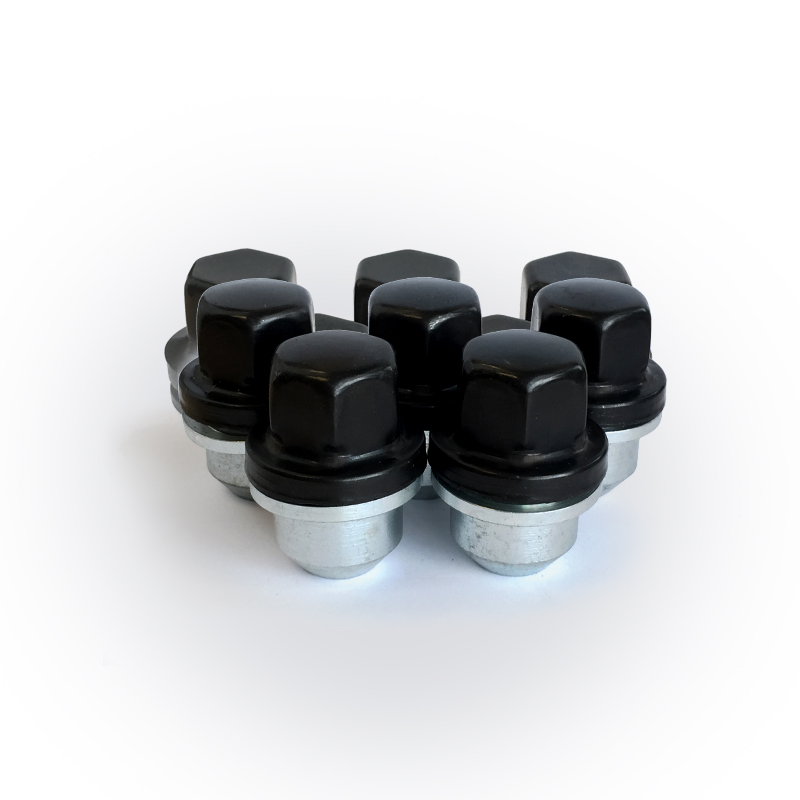 (Single) Wheel Nut in Black LAND ROVER DEFENDER