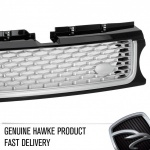 2010 AB Style Front Black with Silver Mesh & Trim Range Rover Sport 2009 - 2013