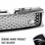 2010 AB Style Front Grille full Chrome with Black Trim Range Rover Sport 2009 - 2013