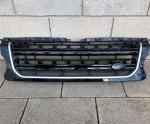 HAWKE Discovery 4 FACELIFT Aftermarket Grille Black Silver trim XXV Disco 4 LR4