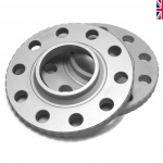 Sixonetwo Matt Silver BMW Spacer 5-120 20mm 72.6 Pair