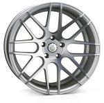 Cades Artemis wheels 19 x 8.5J 5-112 | Silver Set of four
