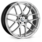 Cades Bern Accent wheels 19 x 8J 5-112 | Silver Accent Set of four