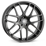 Cades Bern Accent wheels 20 x 8.5J 5-120 | Matt Gunmetal Accent Set of four