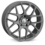 Cades Bern wheels 18 x 8J 5-120 | Matt Grey Set of four