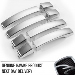 HAWKE Chrome Door Handles Range Rover Sport 2005-2009 & Discovery 3