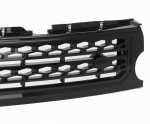 DISCO 4 LOOK FRONT GRILLE BLACK WITH BLACK MESH FOR DISCOVERY 3