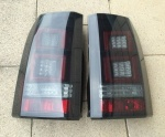 HAWKE LED Rear Tail Lights Smoked Land Rover Discovery 3 & 4