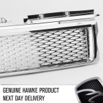 HST Style Front Grille Chrome for Range Rover Sport 2005 - 2009