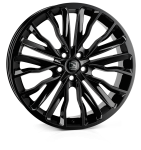 HAWKE Harrier wheels 20 inch 5-108 | Black - Set of four