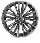 22x9.5 5-120 ET40 HAWKE Harrier Gunmetal