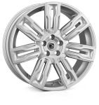 HAWKE Hermes wheels 22 inch 5-108 | Silver - Set of four