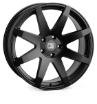 HAWKE Knox wheels 20 inch 5-120  ET35 | Matt Black - Set of four