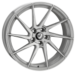 Cades Kratos 20x9J 5-112 wheels | Brushed Silver Set of four