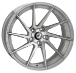 Cades Kratos 20x10.5J 5-120 wheels | Brushed Silver Set of four