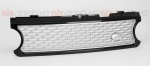 AUTOBIOGRAPHY Style Front Grille Black with Silver for Range Rover Vogue 2006-2010