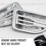 HAWKE Saker Side Vents Chrome Range Rover Sport 2005 - 2009