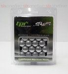 12x1.25 20D 33L TPi SD (Tuner) Aluminium Silver 20 Pack with Key