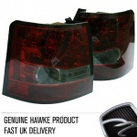 HAWKE LED Red Tinted Rear Tail Lights Range Rover Sport 2005-2010