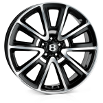SSR SSR wheels 21 inch 5-112 | Black Polish - Set of four
